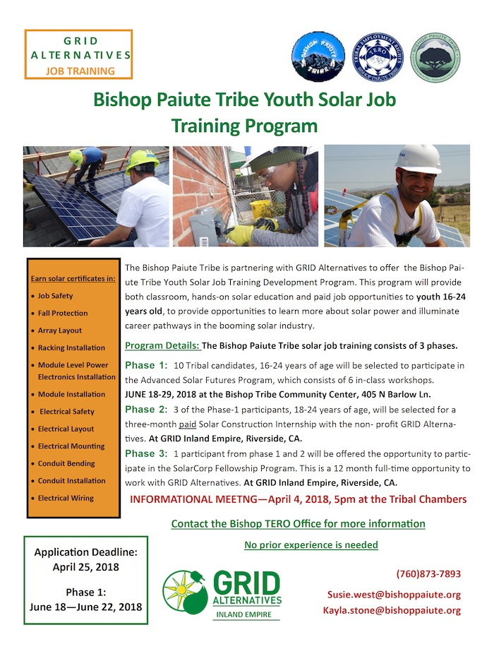 Solar Youth Project - SYP